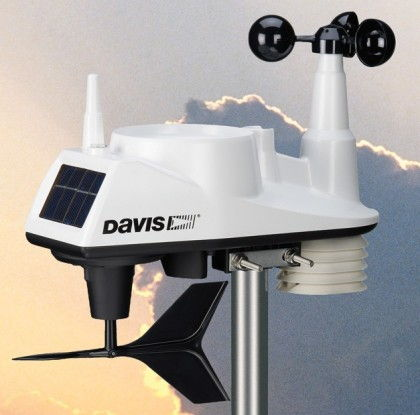 Davis Instruments Weather Monitoring Systems