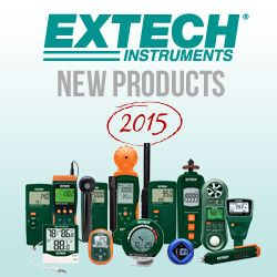 Latest Instruments ExTech