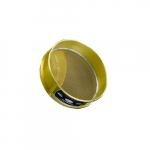 "#325 8"" Diameter Test Sieve, Brass"