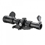 AR6 Tactical Rifle Scope, 1-6x/24mm