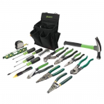 0159-12 17-Piece Electrician's Hand Tool Kit