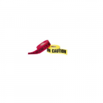 Barricade Tape, Caution Do Not Enter