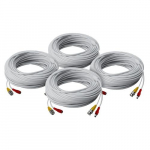 250ft High Performance BNC Video/Power Cable