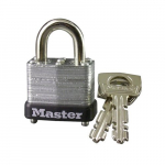 10 Series Keyed Alike to L23 Warded Padlock
