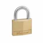 "1-9/16"" Wide Solid Brass Body Padlock"