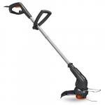 "12"" Electric Grass Trimmer, 4 Amp, Fixed Shaft"