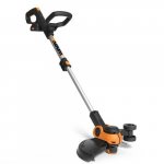 "12"" Cordless Grass Trimmer/Edger, (2) 20V Li-ion"
