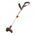 "12"" Cordless Grass Trimmer/Edger, Wheeled Edging"