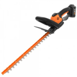 "20"" Cordless Hedge Trimmer, 20V Li-ion"