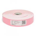 Z-Band Fun Pink Polypropylene Wristband