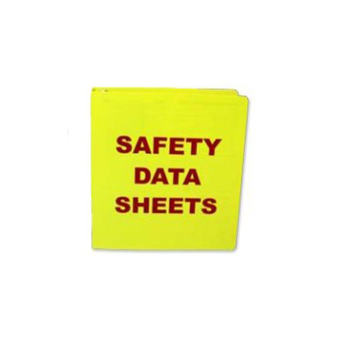 "Order NB-MSDS-3 By National Safety Compliance ""Safety Data"